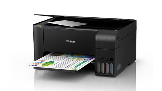 EcoTank L3110 Multifunction InkTank Printer