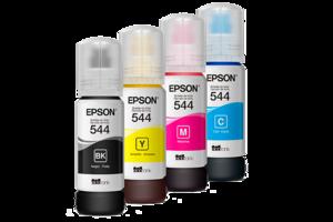 Garrafas de Tinta Epson T544