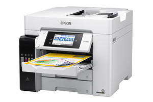 EcoTank Pro ET-5880 All-in-One Cartridge-Free Supertank Printer with PCL Support