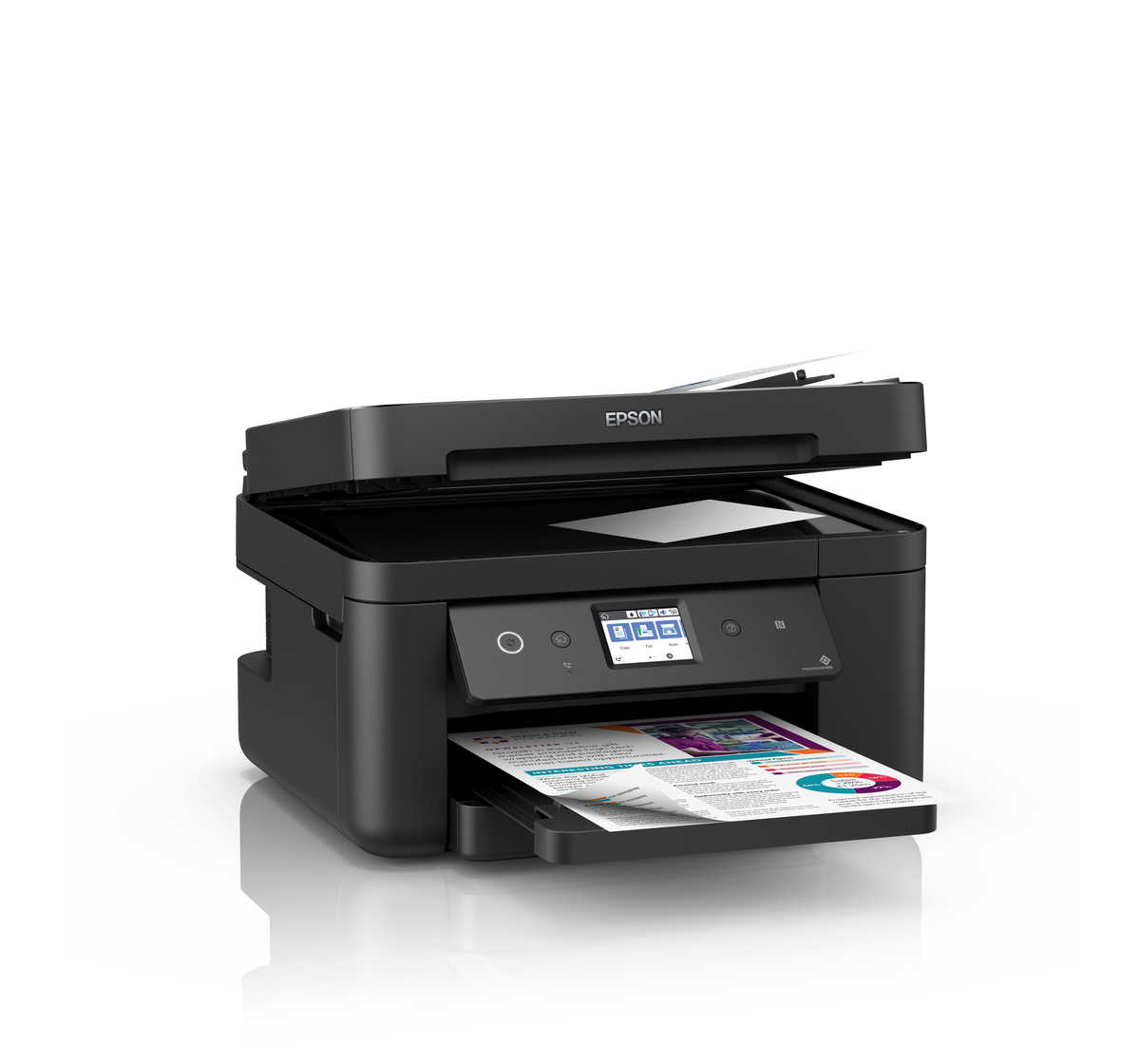 Epson WorkForce WF-2861 Wi-Fi Duplex All-in-One Inkjet Printer