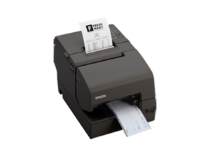 Epson TM-H6000IV with Validation