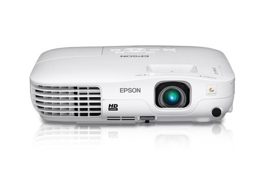 Epson PowerLite Home Cinema 705HD
