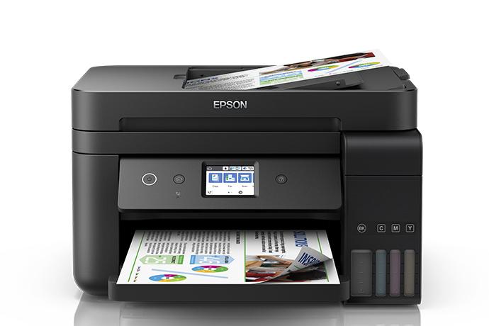 Epson Ecotank L6190 | EcoTank Printers | Printers | For ...