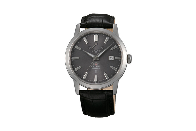 ORIENT: Mechanical Contemporary Watch, Leather Strap - 41.0mm (AF05003A)