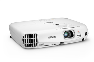 Epson W16 2D/3D WXGA 3LCD Projector
