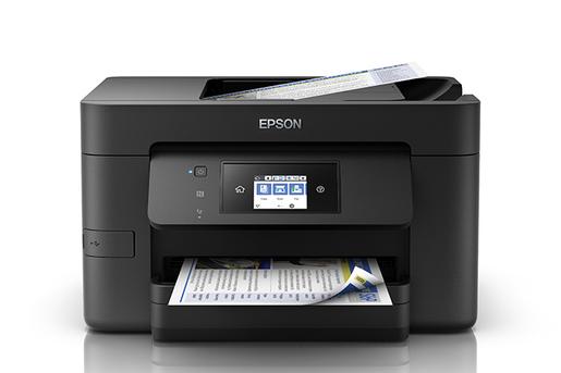 Workforce Wf 3721 Workforce Series Inkjet Printer