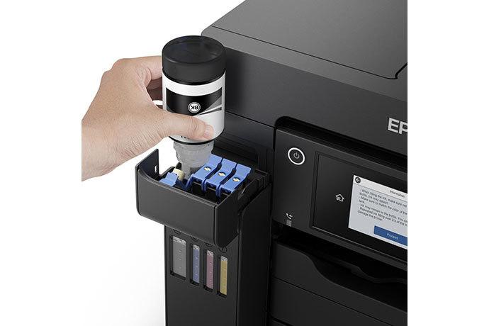 Epson 완성형 정품 무한 L6550