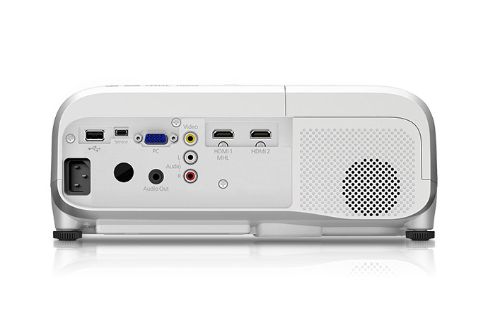 PowerLite Home Cinema 2040 3D 1080p 3LCD Projector - Refurbished