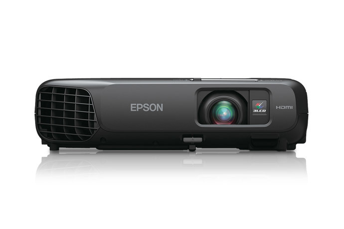 Ex5220 wireless xga 3lcd projector projectors for work for Best portable wireless projector