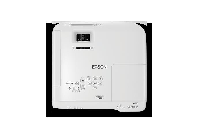 Projetor Epson PowerLite 2247U