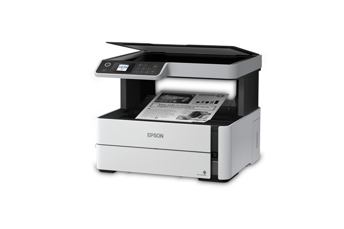 EcoTank ET-M2170 Wireless Monochrome All-in-One Supertank Printer