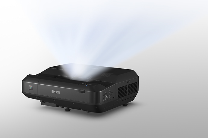 EH-LS100 Ultra Short Throw Laser Home Projector