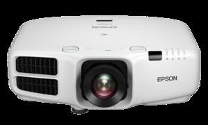 Proyector PowerLite Pro G6450WU WUXGA 3LCD con lente estándar