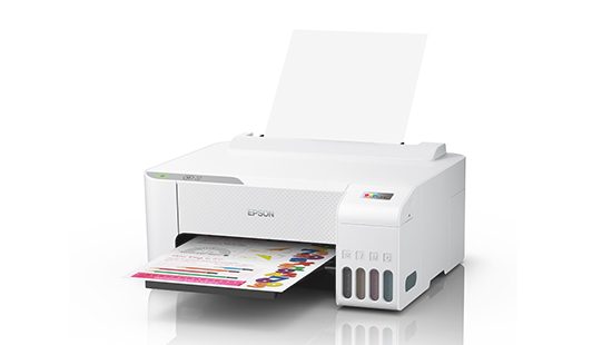 Epson EcoTank L1216 A4 Ink Tank Printer