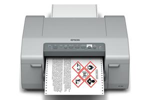 Impresora de Etiquetas Epson ColorWorks C831