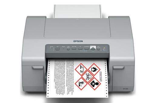 連續報表紙印表機