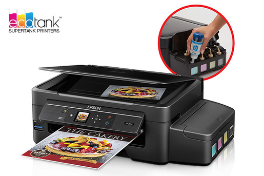 Expression ET-2550 EcoTank All-in-One Printer