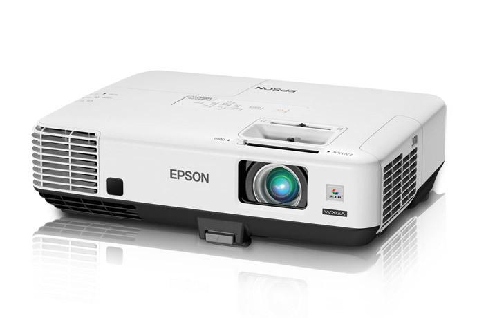 PowerLite 1850W WXGA 3LCD Projector