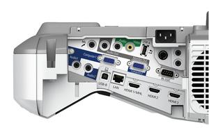BrightLink 695Wi+ WXGA 3LCD Ultra Short-throw Interactive Display