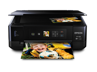 Epson XP-520 | XP Series | All-In-Ones | Printers | Support