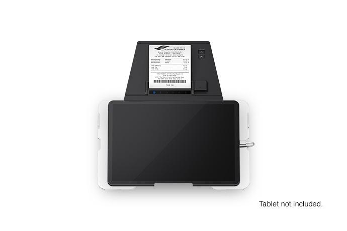 OmniLink TM-m30II-SL POS Thermal Receipt Printer with Built-in Tablet Mount