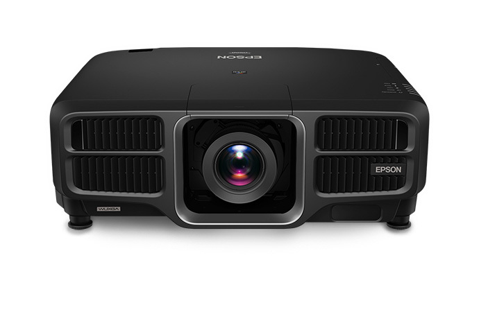 Pro L1495U WUXGA 3LCD Laser Projector with 4K Enhancement and Lens