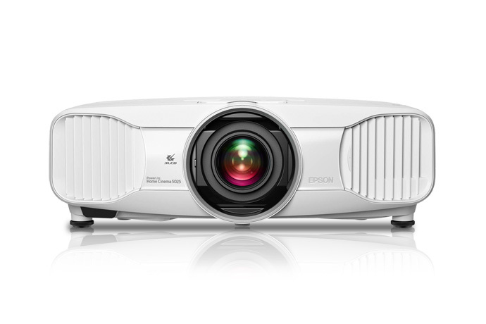 PowerLite Home Cinema 5025UB 2D/3D 1080p 3LCD Projector