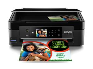 Epson print cd для windows 10