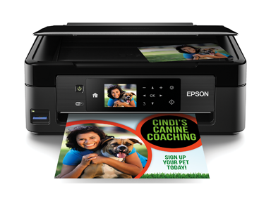 Epson XP-430 | XP Series | All-In-Ones | Printers | Support