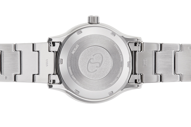 ORIENT STAR: Mechanical Sports Watch, Metal Strap - 43.6mm (RE-AU0301B)