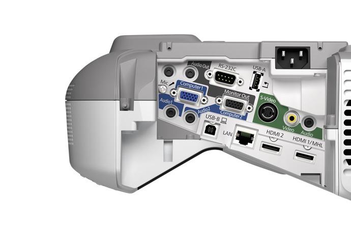 PowerLite 575W WXGA 3LCD Projector