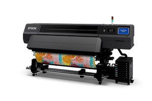 "SureColor R5070 64"" Roll-to-Roll Resin Signage Printer"