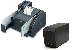 TM-S9000/OmniLink OT-DT01 Networkable Multifunction Teller Device