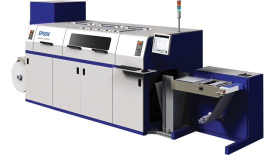 Epson SurePress L-4033A Digital Label Press