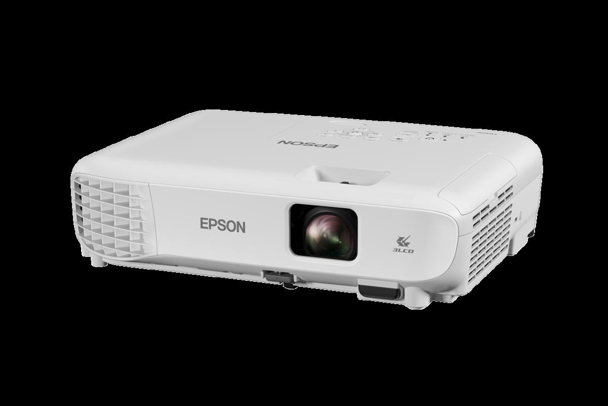 Epson EB-E500 XGA 3LCD Projector
