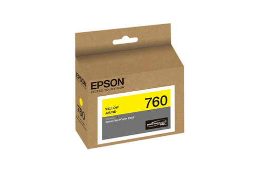 Epson 760, Yellow Ink Cartridge