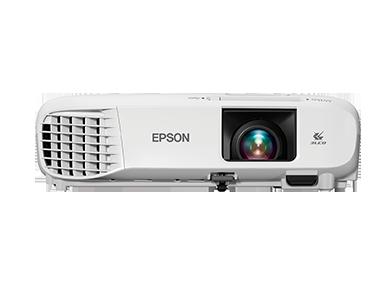 Epson PowerLite W39 projector
