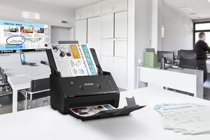 Scanner Epson WorkForce ES-500W