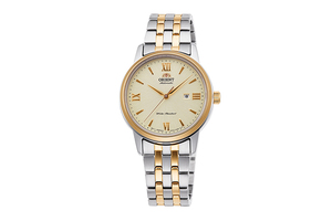 ORIENT: Mechanical Contemporary Watch, Metal Strap - 32.0mm (RA-NR2001G)