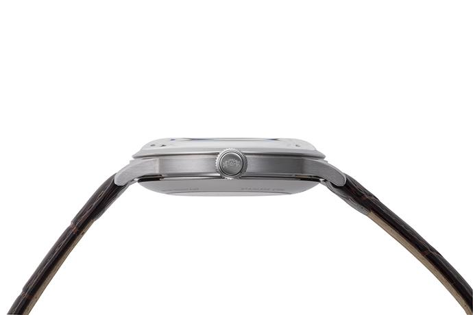 ORIENT: Mecanice Clasice Ceas, Piele Şnur - 40.5mm (RA-AP0002S)