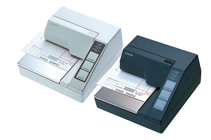 TM-U295 Slip Printer