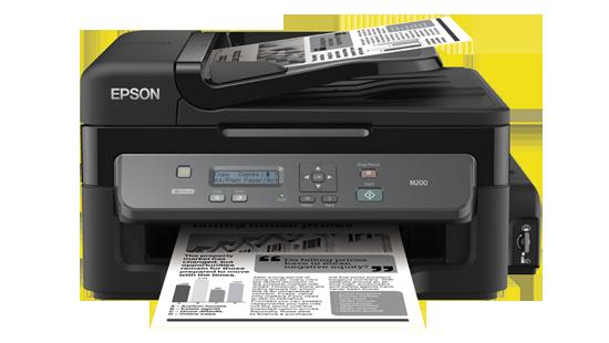 Impresora Epson WorkForce M200 (110V)