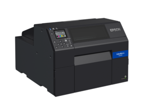 Epson ColorWorks C6550A Colour Label Printer with Auto-Cutter