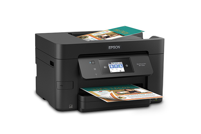 WorkForce Pro WF-3720 All-in-One Printer | Inkjet | Printers