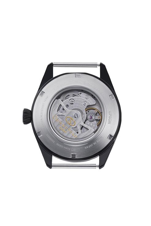 Orient Star: Mecanice Clasice Ceas, Piele Şnur - 38.5mm (AF02004W)