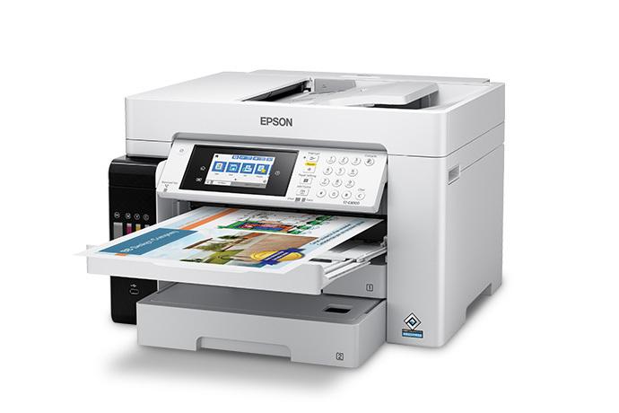 WorkForce ST-C8000 Supertank Color MFP Printer
