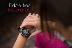 ProSense 347 GPS Multisport Watch - Black