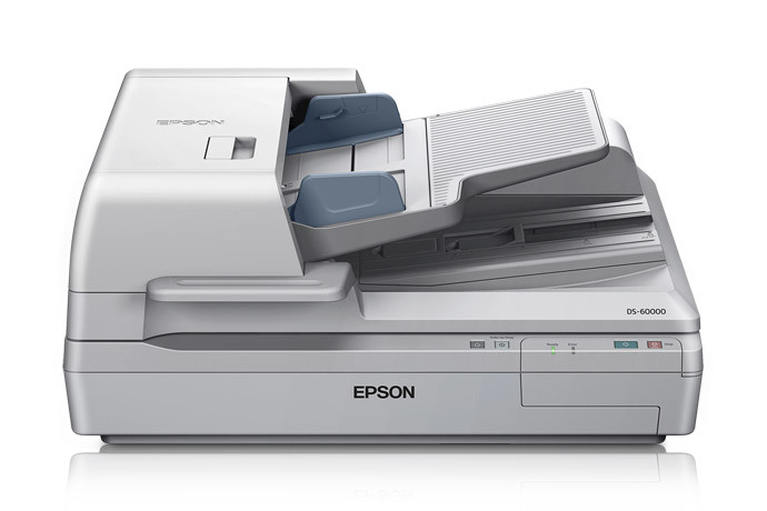 Epson WorkForce DS-60000 Color Document Scanner - Refurbished