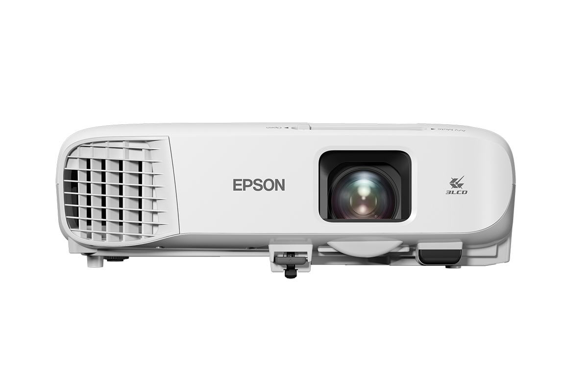 Epson 980W WXGA 3LCD Projector
