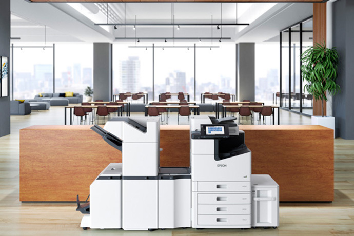 WorkForce Enterprise WF-C21000 Color Multifunction Printer